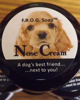 nose cream lid