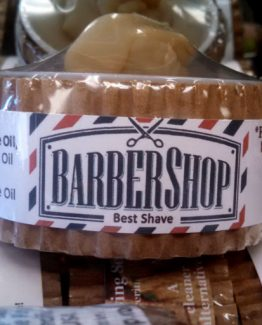 Barber's Best Shaving Soap