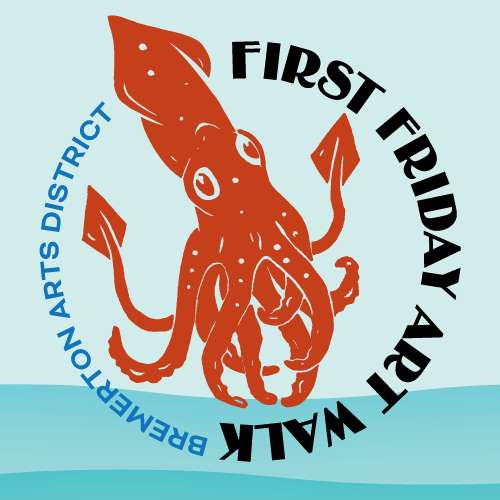 First Friday and Art Walk – FROG Soap